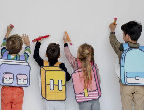 Recomendaciones sobre el peso de las mochilas escolares