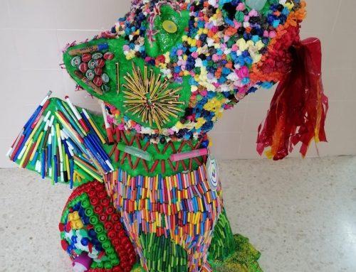 Promocionamos las tradiciones culturales de Cáceres: La Leyenda de San Jorge